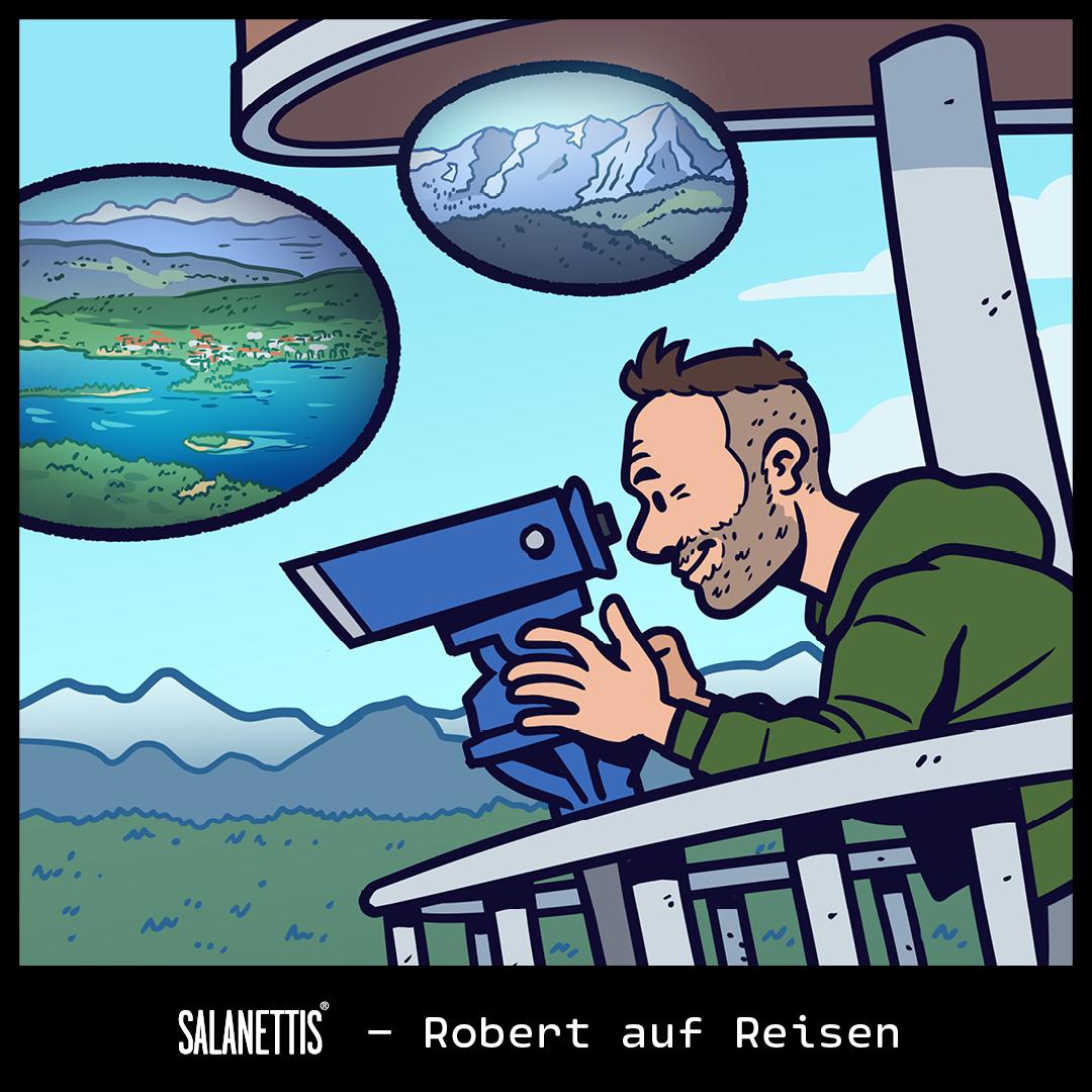 Robert auf Reisen – Kapitel 6