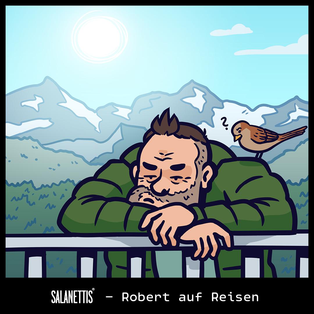 Robert auf Reisen – Kapitel 7