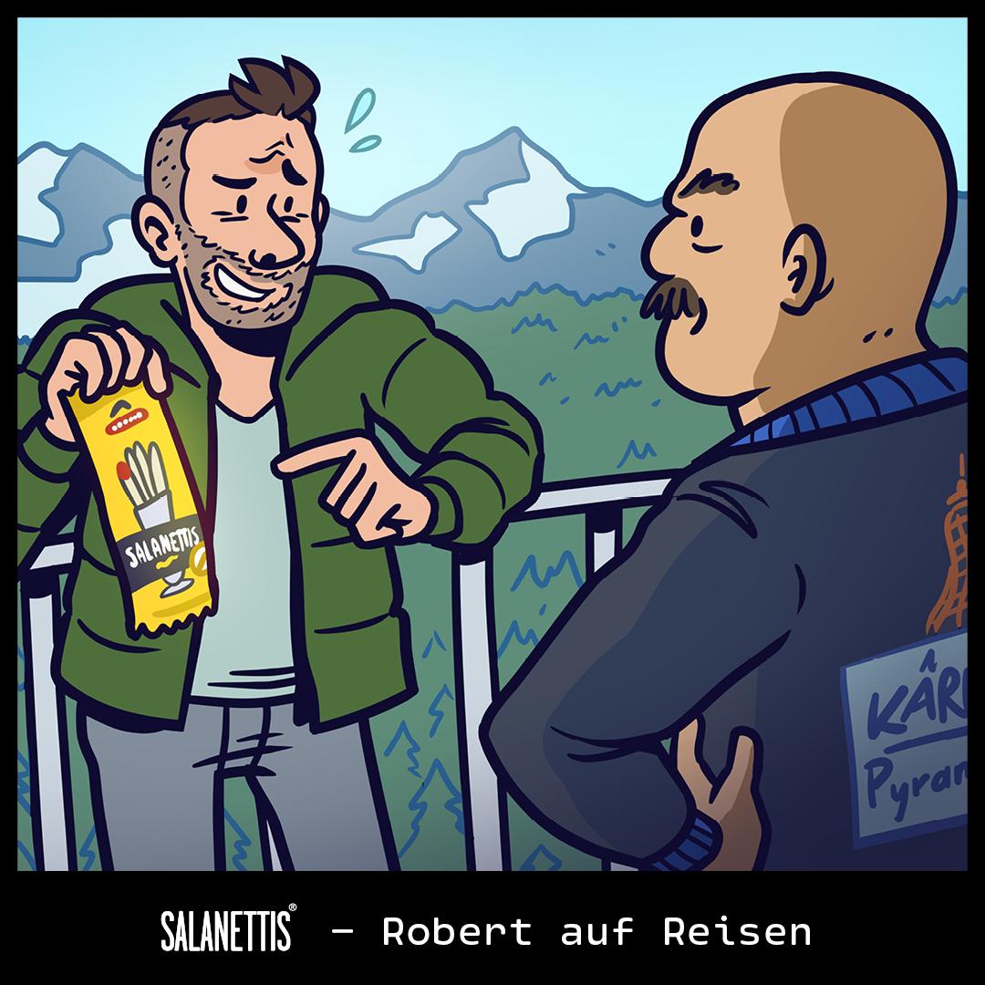 Robert auf Reisen – Kapitel 8