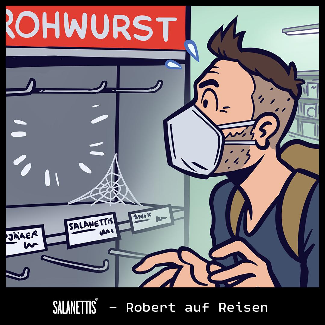 Robert auf Reisen – Kapitel 12