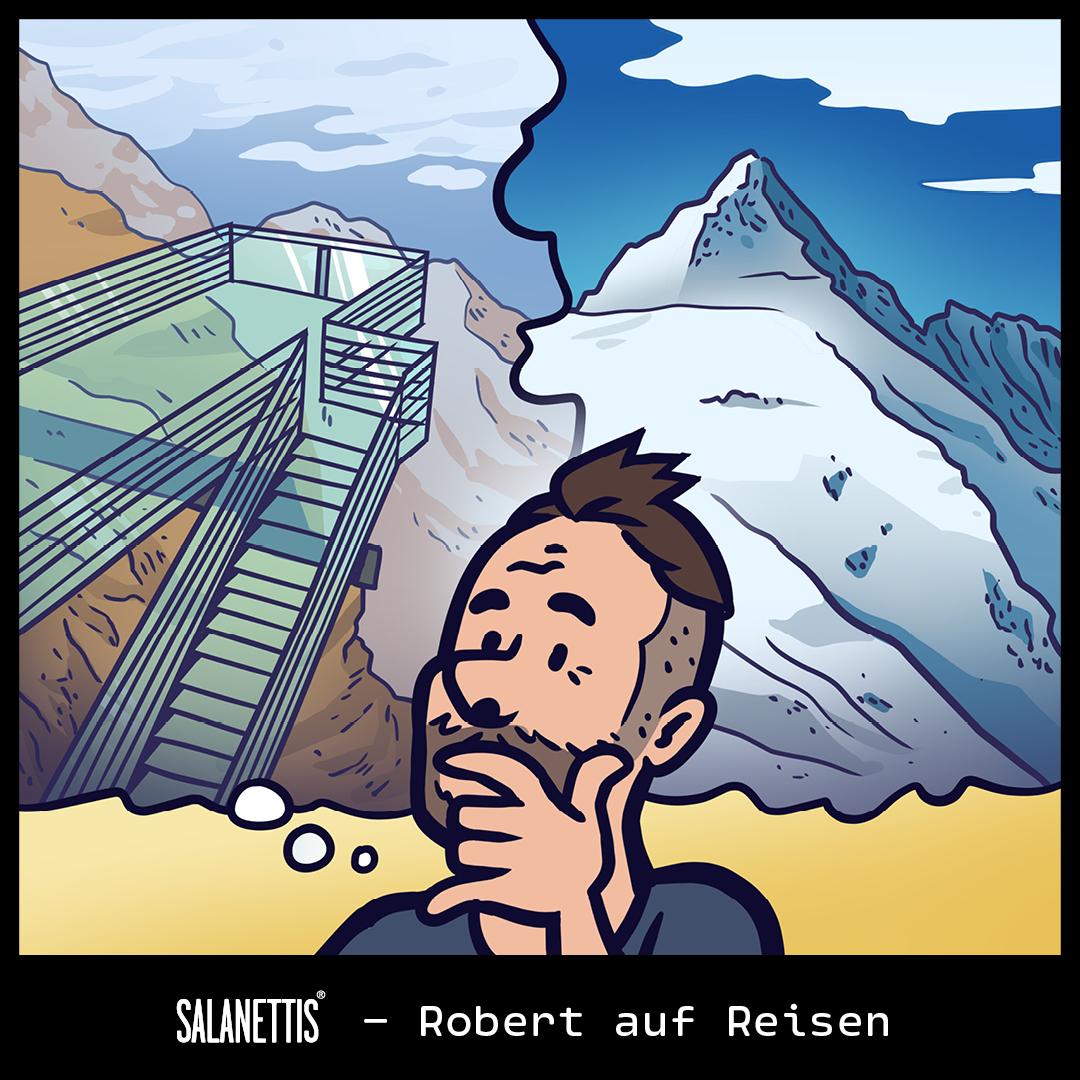Robert auf Reisen – Kapitel 13