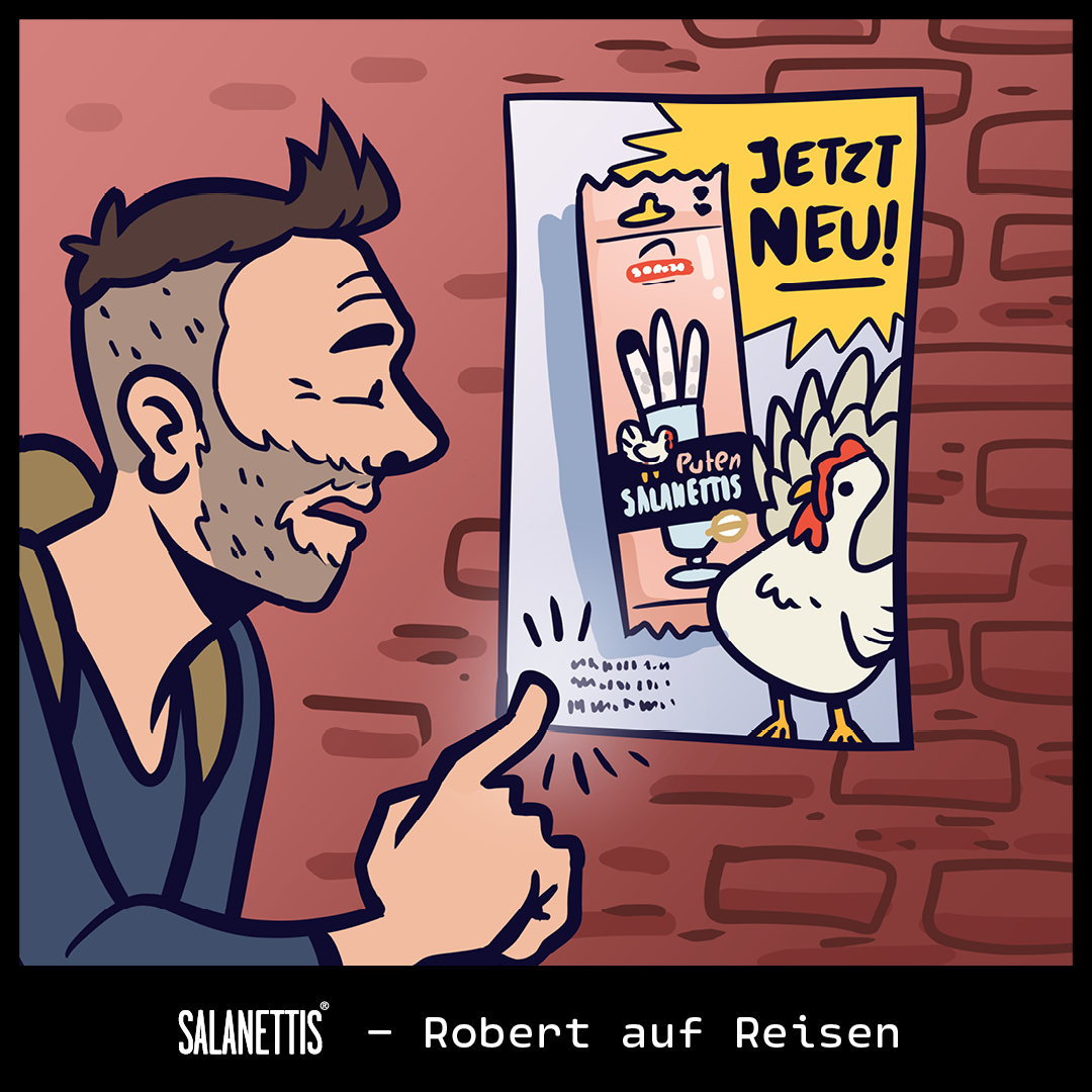 Robert auf Reisen – Kapitel 14