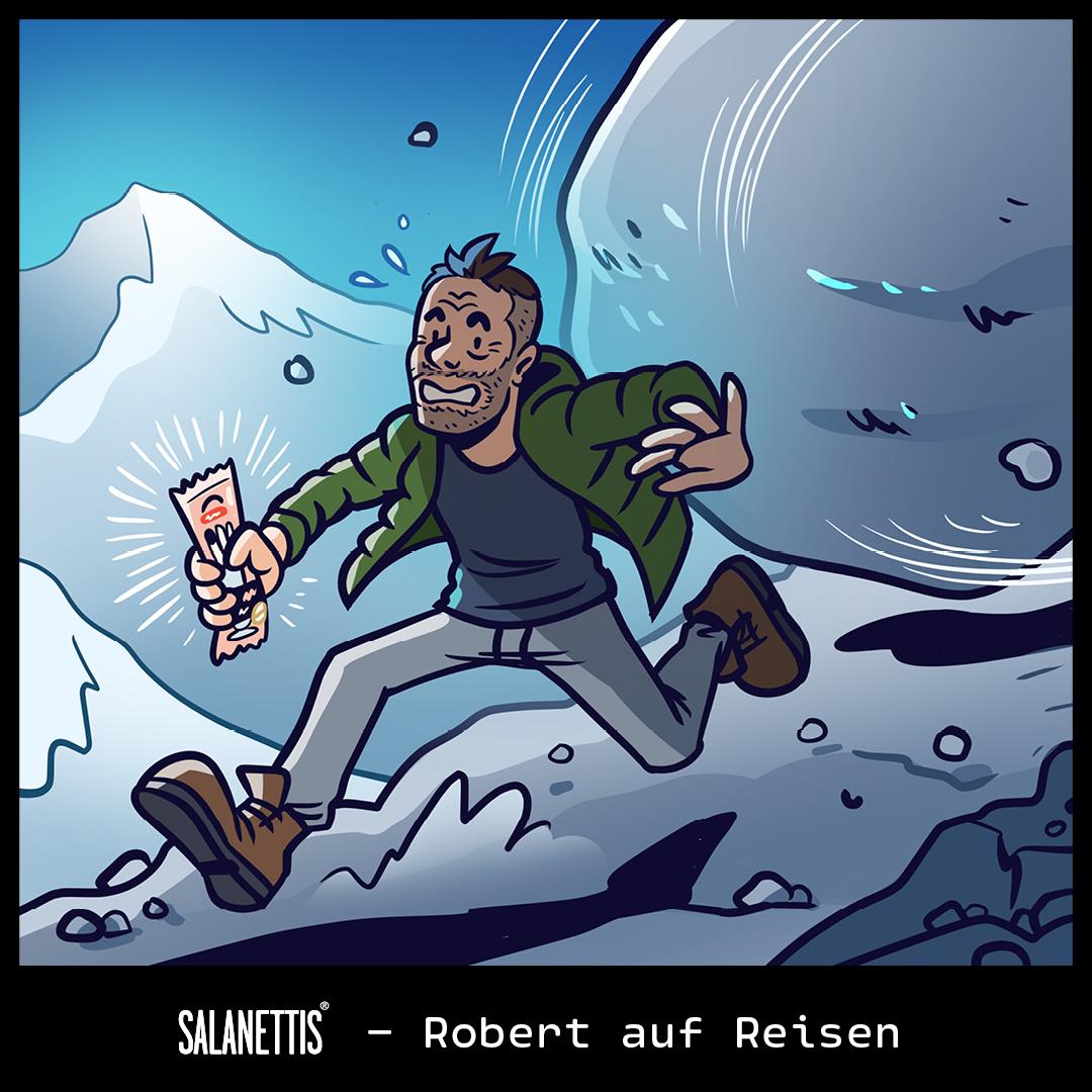 Robert auf Reisen – Kapitel 15