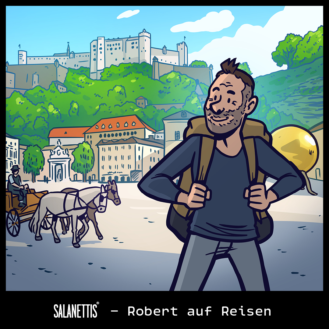 Robert auf Reisen – Kapitel 16