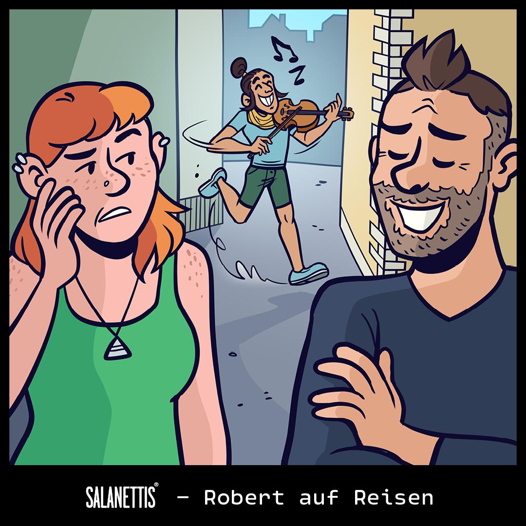 Robert auf Reisen – Kapitel 19