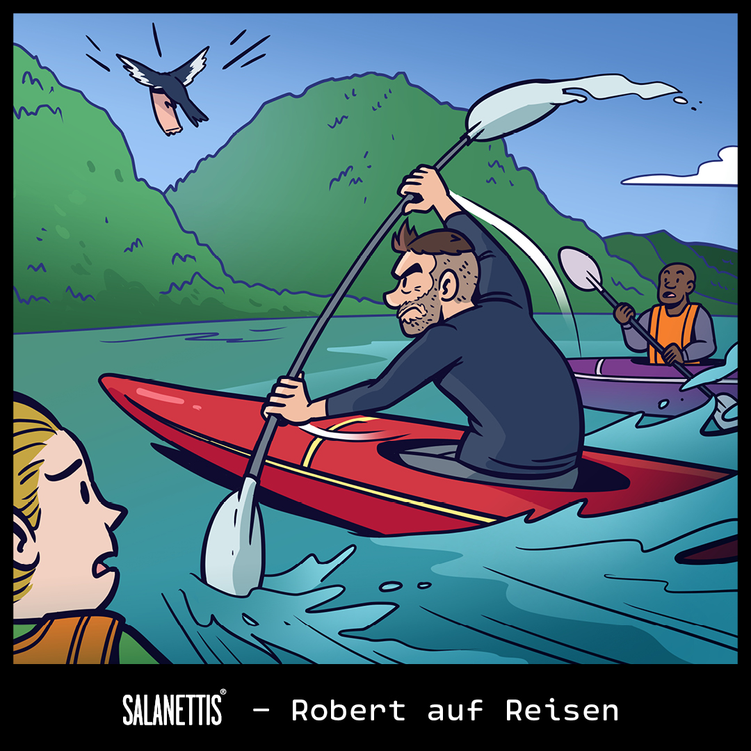 Robert auf Reisen – Kapitel 21