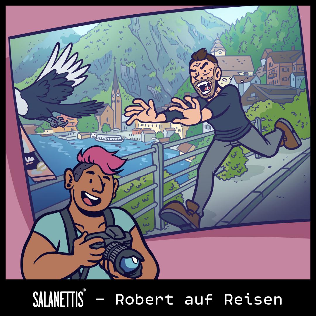 Robert auf Reisen – Kapitel 22