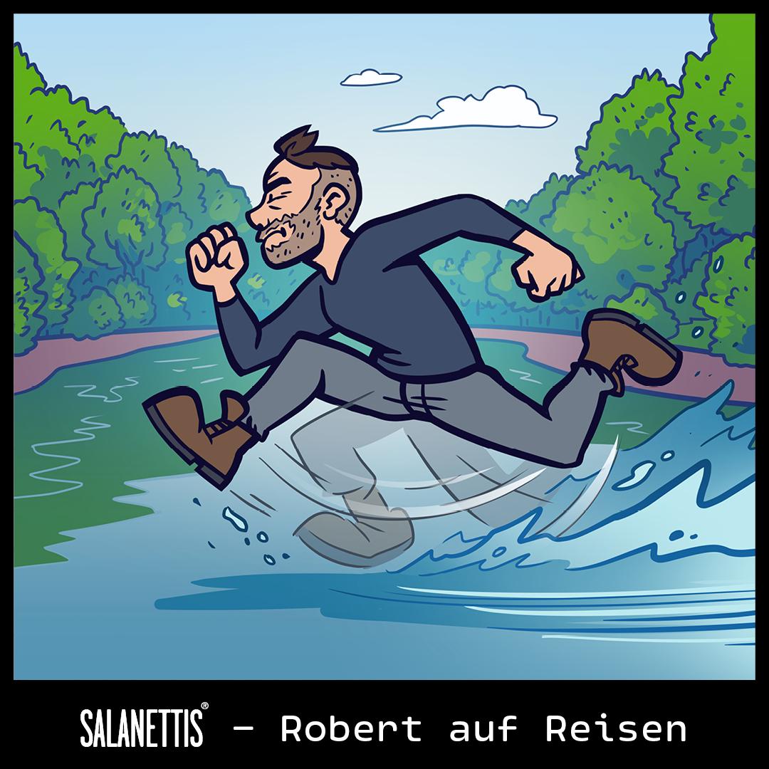 Robert auf Reisen – Kapitel 23
