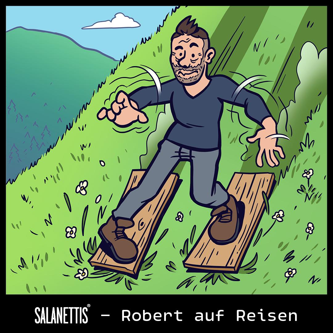 Robert auf Reisen – Kapitel 24