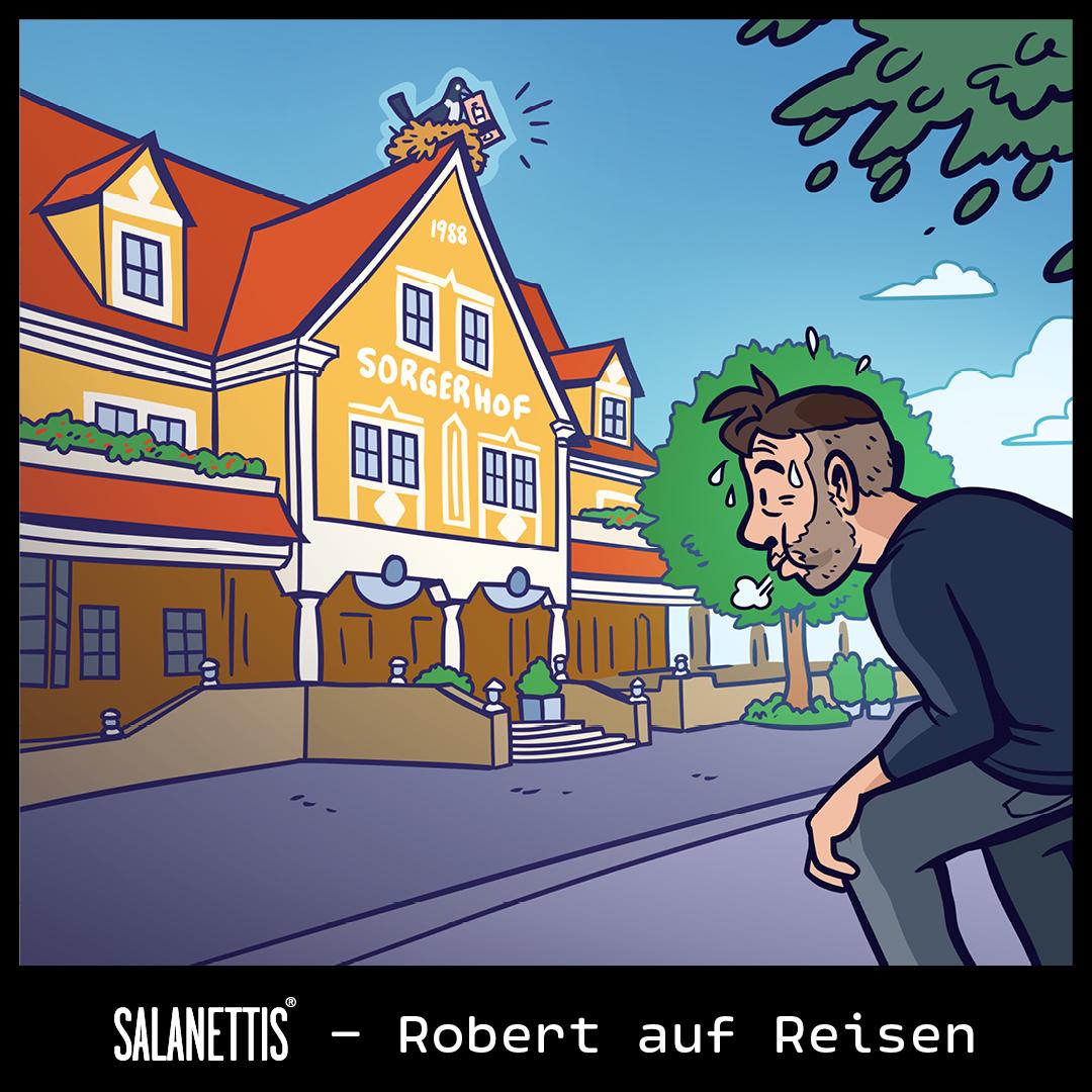 Robert auf Reisen – Kapitel 25