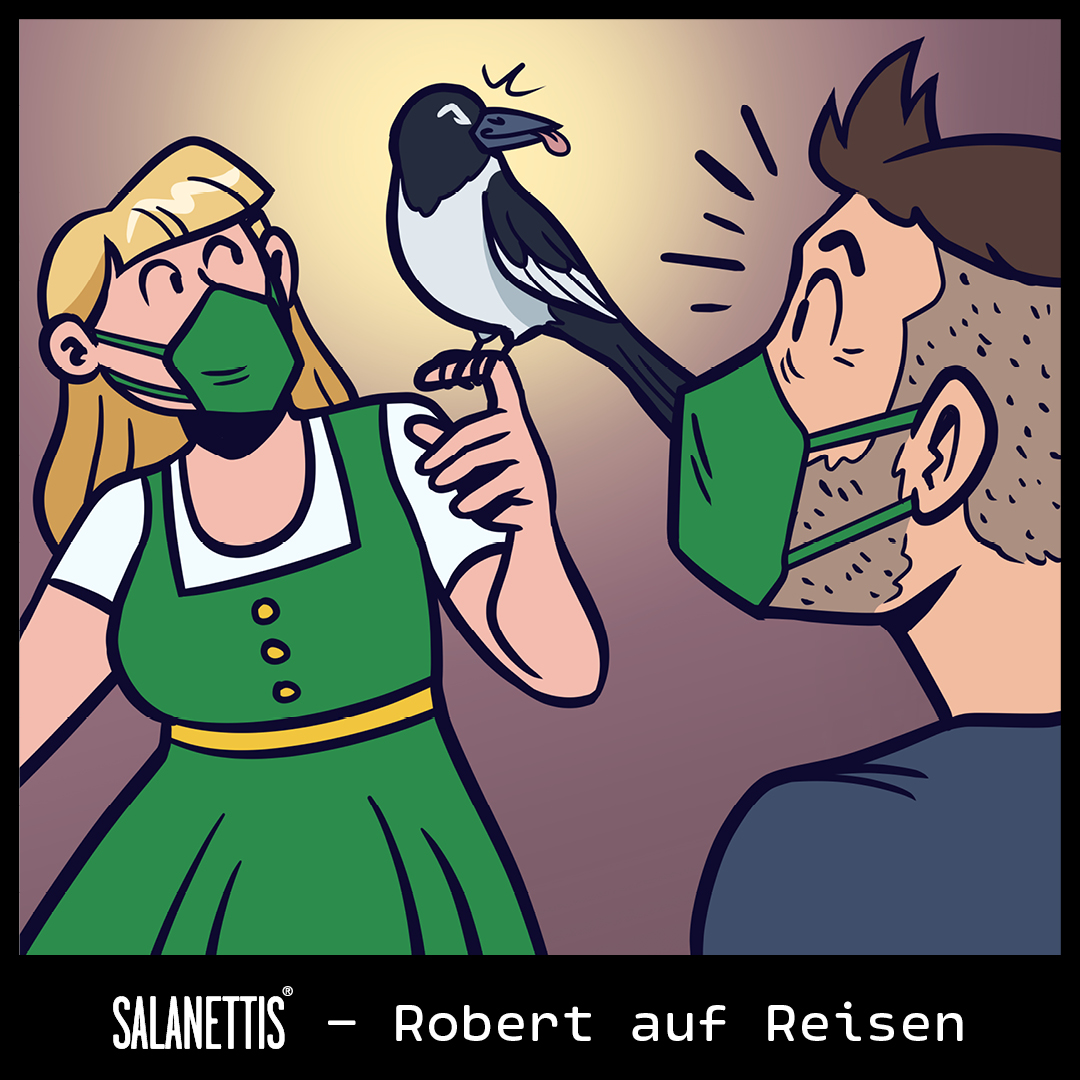 Robert auf Reisen – Kapitel 28