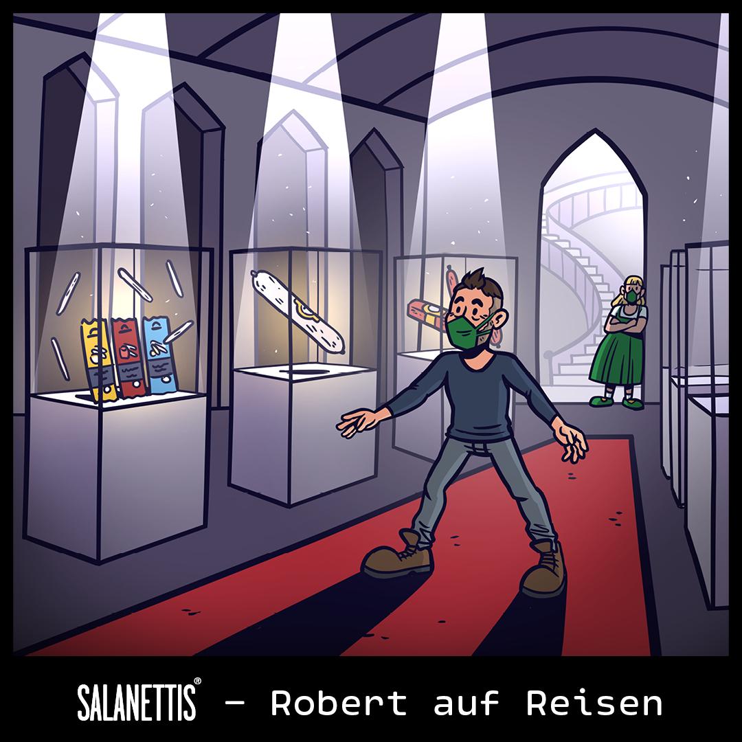 Robert auf Reisen – Kapitel 29