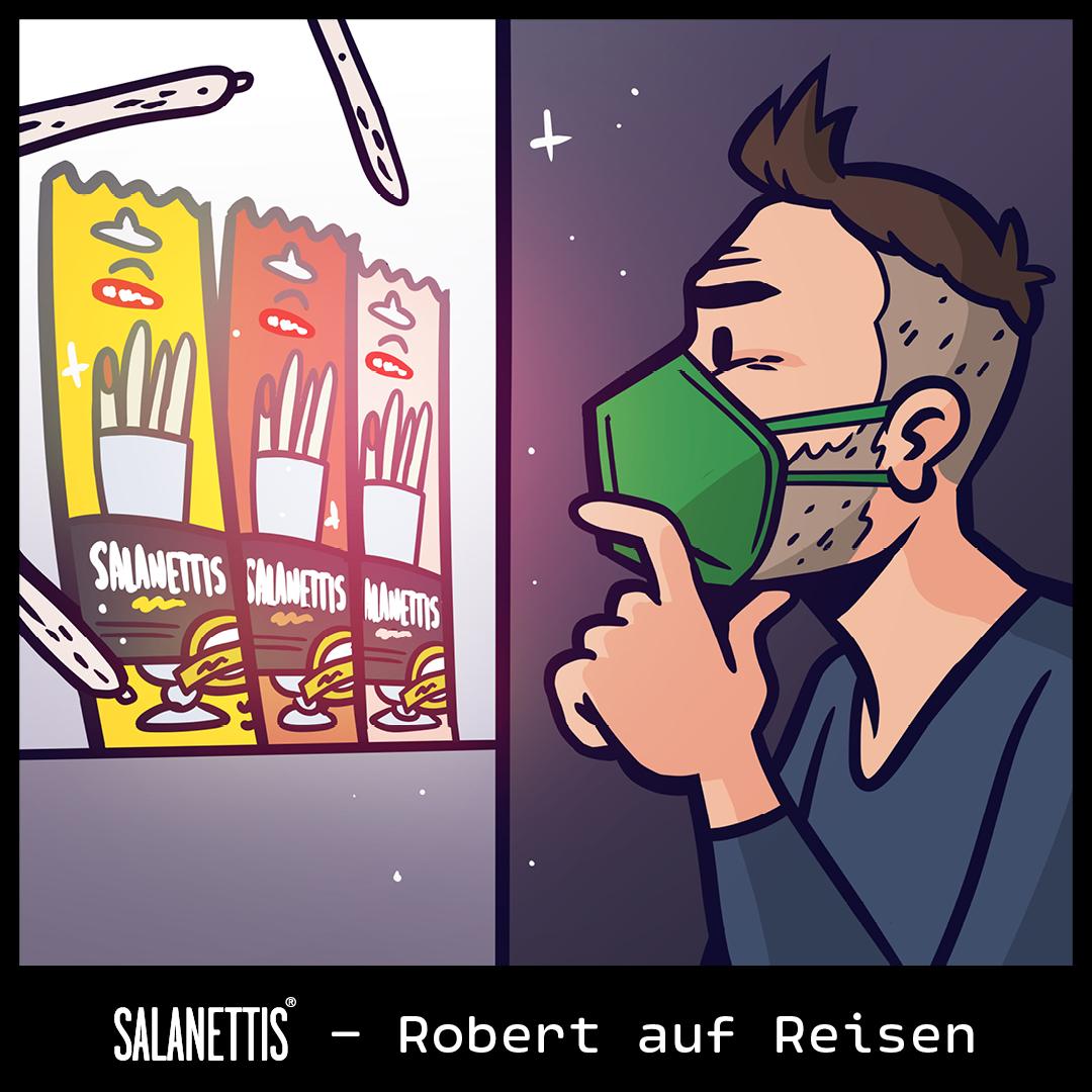 Robert auf Reisen – Kapitel 30