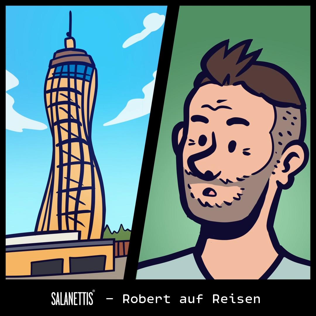 Robert auf Reisen – Kapitel 5