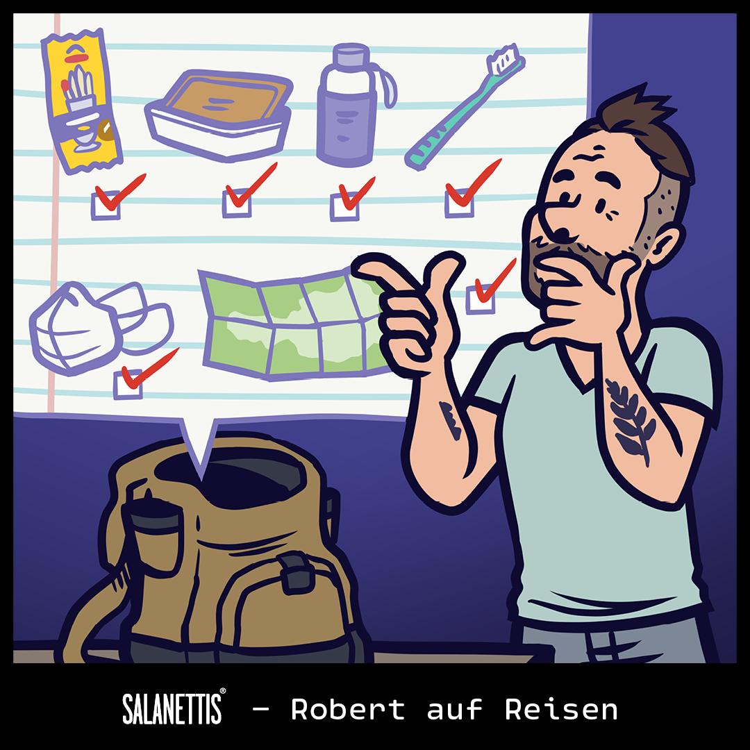 Robert auf Reisen – Kapitel 2