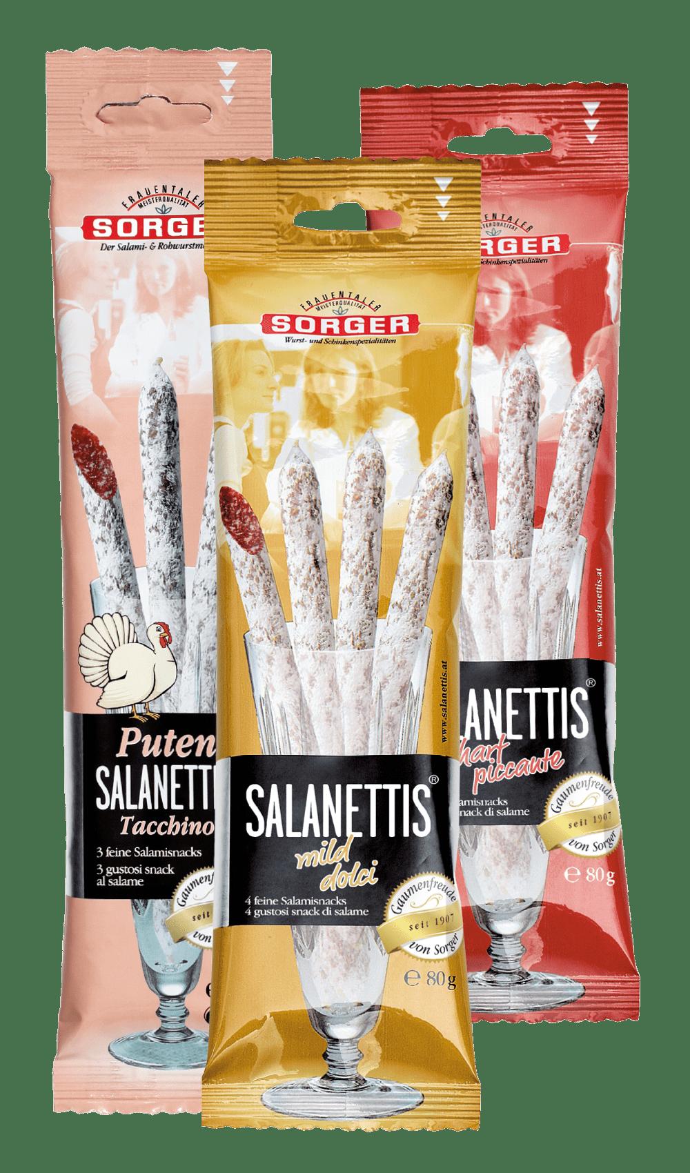 Salanettis Mix